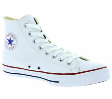 New Converse All Star Chuck Taylor Leather Real Leather Shoes Trainers