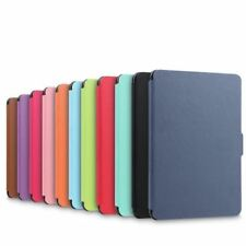 Slim Leather Smart Magnetic Sleep/Wake Case Cover For Amazon Kindle Paperwhite