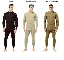 Thermal Underwear SET Cold Weather Military ECWCS Style Silk Weight Ski Hunting