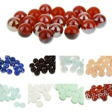 20/100PCS Marbles Toy 16mm Traditional Game Play Children collectable Toy Gift
