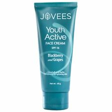 Jovees Blackberry and Grapes Youth Active Face Cream SPF 16 For Women