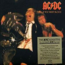 Ac/dc - If You Want Blood You've Got I NEW CD