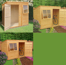 Homewood Pent Shed - Choice of Size. From the Official Argos Shop on ebay