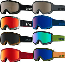 Anon Helix 2.0 Snowboard Goggles Ski & Removable Glass Replacement NEW