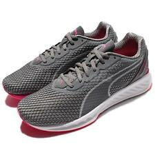 Puma Ignite 3 Wns Grey Pink Women Running Shoes Sneakers Trainers 189451-04