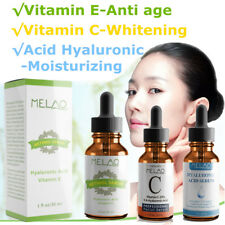 Multifunction Face Serum , Hyaluronic Acid + Vitamin C/E/A ,BEST ANTI-AGING 30ml