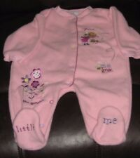 Baby Girls 3 - 6 Months Sleepsuits / Babygrows.