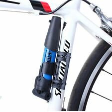 Multifunctional Portable Lightweight Mini Road Bike Bicycle Tire Inflat Pump New