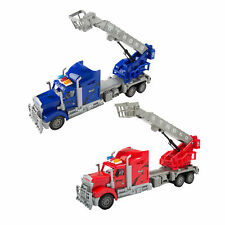 Remote Control Big Rig Car Truck Toy Children Kids Christmas Gifts