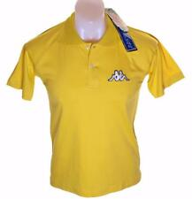 Bnwt Authentic Boy's Youth's Children's Kappa Herkimer Polo Shirt New Yellow