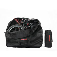 Bike Storage Bag Travel Carrying Bag Transport Case For 20inch Folding Bicycle