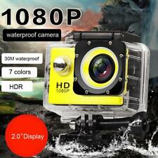 Genuine SJ4000 Waterproof Sport DV Action HD 1080P Camcorder Car DVR Cam Camera