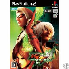 KING OF FIGHTERS MAXIMUM IMPACT REGULATION A PS2 KOF