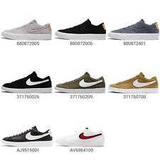 Nike Blazer Low Mens Classic Casual Shoes Sneakers Footwear Pick 1