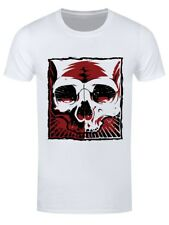 Cardinal Cranium Men's White T-shirt