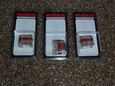 (3)  RUGER 10 / 22 10 RD FACTORY MAGAZINE / CLIPS BX1-CLR NEW NO RESERVE  .99 !