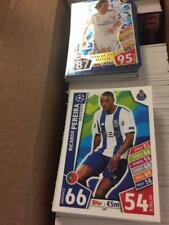 Pick Your Cards 2017-18 Topps Match Attax UEFA Champions League Singles (#1-216)