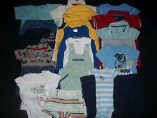 Baby Boys Newborn 0-3M 3-6M Summer Clothes Outfit Lot NB 0 3 6 Month FREE SHIP