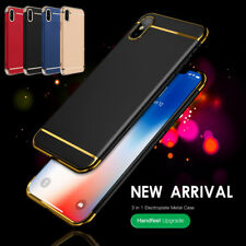 Luxury Hybrid 360° New Shockproof PC Cover Skin Ultra Thin Case For iPhone X 10