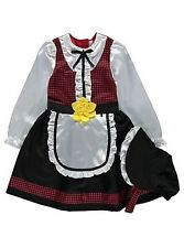 BNWT Traditional Welsh Girls fancy dress costume Aged 9/10 St David's Day Wales