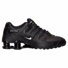 NIKE SHOX NZ EU 2016 BLACK WHITE MENS RUNNING SHOES ** FREE POST AUSTRALIA