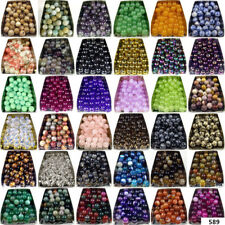 4-10mm Natural gemstone Round Stone spacer Diy loose beads For Jewelry Making