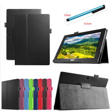 """Universal Leather Stand Case Cover for Acer Iconia 7"""" 8"""" 7.9"""" 10.1"""" inch Tablet"""