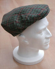 Boys Girls Childs Flat Tweed Wool Cap Cloth Hat New