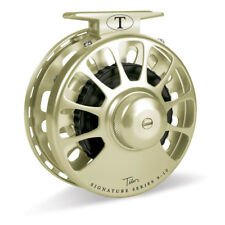 Tibor Signature 9-10 Fly Reel with Black Hub, free shipping* and $80 Gift Card