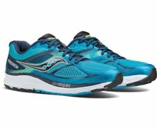 Men's Saucony Guide 10 Running Shoes Blue/Navy S20350-5