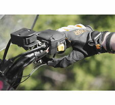 Universal ATV Heated Grips with Thumb Warmer QuadBoss New Grips Included Black