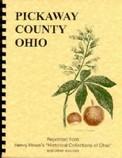 OH Pickaway County Ohio History from  Henry Howe & others Circleville Logan