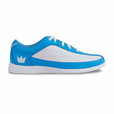 Womens Brunswick Bliss Bowling Shoes Color White/Blue Sizes 6 - 11