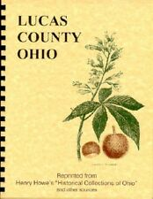 Lucas County Ohio history RP Howe Toledo OH Maumee City Fallen Timbers