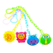 Baby Pacifier Chain Soothers Chain Clip Holder Baby Feeding Product HF