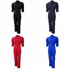 Dickies Redhawk Zip Front Coverall Tall / Mens Workwear (BC306)