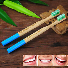 1pc big belly soft toothbrush bamboo charcoal nano brush oral care tooth brush H