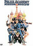 POLICE ACADEMY:  Mission to Moscow (DVD, 2004) New / Sealed / Free Shipping