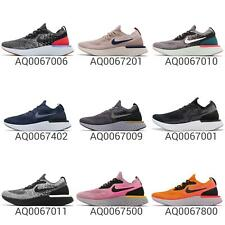 Nike Epic React Flyknit Mens Cushion Lightweight Running Shoes Trainers Pick 1