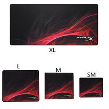 Kingston HyperX FURY Mouse Pad Gaming Mousepad Rubber Mat SM/M/L/XL for PC S7Y4