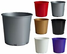 176oz brew tubs plastic beer buckets - blank ice bucket - holds 5-6 bottles cans