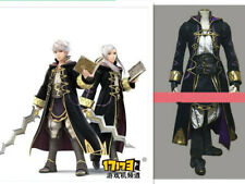 Fire Emblem Awakening Avatar Mai yunitto Robin Daraen Cosplay Costume Game 3DS *