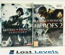 Wii - Medal Of Honor Series - Same Day Dispatched - Boxed - VGC - *Multi Listing