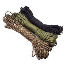 100FT 7Strand Core 550 Paracord Parachute Cord Rope Outdoor Survival Tool Well