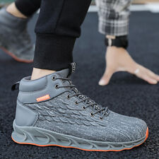 Men's Blade High Top Sneakers Casual Fashion Shoes Athletic Outdoor  Mens Shoes