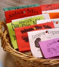 Herb Mix Seasoning Packet for any occasion/dish~salt-free & low-salt~gluten free