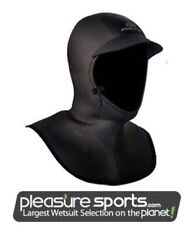 3/2mm Bibbed Surf Hood Neoprene Hyperflex Surfing Hood Visor Adjustable Cinche
