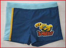 TRANSFORMERS Boys SWIM SHORTS Trunks Togs - Sz 3 4 6 7 8  NEW - Factory 2nd