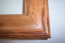 Oak Solid Wood Picture Frames-Custom Made Panoramic Sizes