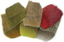 ROE DEER HAIR - SUPERB QUALITY - 8 COLOURS AVAILABLE